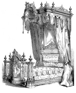 victorian-bed-clipart-graphicsfairy003b