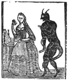 The Devil and the Disobedient Child