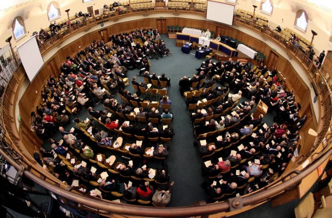 General Synod Meet to Discuss Church Of England Concerns