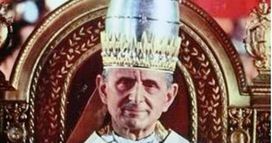 POPE PAUL VI (1)