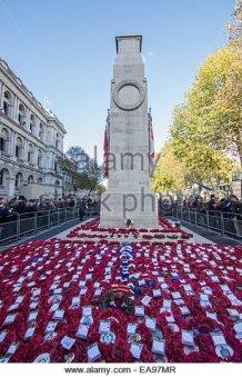 london-uk-09th-nov-2014-cenotaph-whitehall-ea97mr